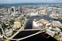Aerial, Aerial, Aerial, Architecture, Buildings, City, City, City-scape, Downtown, Downtown, Photo, Photography, Skyline, Tampa, Tampa, boat, cruise, ship, waterway